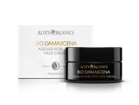 Alteya Organics -(USDA Organic)  Anti-aging rose face cream 天然有機認證青春抗衰老玫瑰面霜(含保加利亞玫瑰油) 50ml
