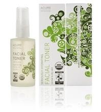 Acure Organics, Facial Toner, Hydrating Toner, 60 ml 有機洋甘菊+金盞花保濕爽膚水-(不含酒精)-敏感皮膚適用