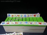 Cutieshop153 益智啟蒙玩具積木~(分類盒等於8款的拼板