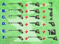 電動工具~水槍.風槍