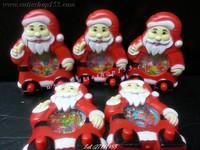 又到聖誕節~回禮禮品聖誕小禮品~ 聖誕老人泡泡機 #141969