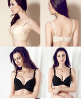 QTeeShop - 成年女裝 調整型 無痕PUSH UP胸圍 內衣 - S28C81
