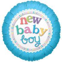 "18"" New Baby Boy"