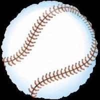 """18"""" Baseball (Sports) [balloon]"""