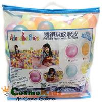 AdoraBaBies, 波波池波波, 透明啫喱色, 1袋200個 【益智玩具】