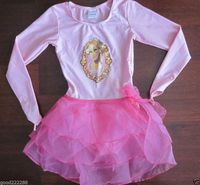 外貿原單女童芭蕾舞蹈裙 BT953