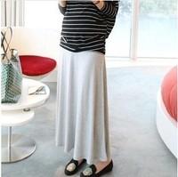 孕婦裝~ 孕婦時裝 孕婦半身長裙 Me007