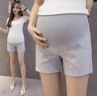 2018夏季孕婦短褲 孕婦時裝 時尚多色孕婦托腹短褲 孕婦夏天孕婦褲