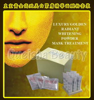 3003°C 皇室黃金高效美白緊膚精華面膜粉盒裝 - 9次療程